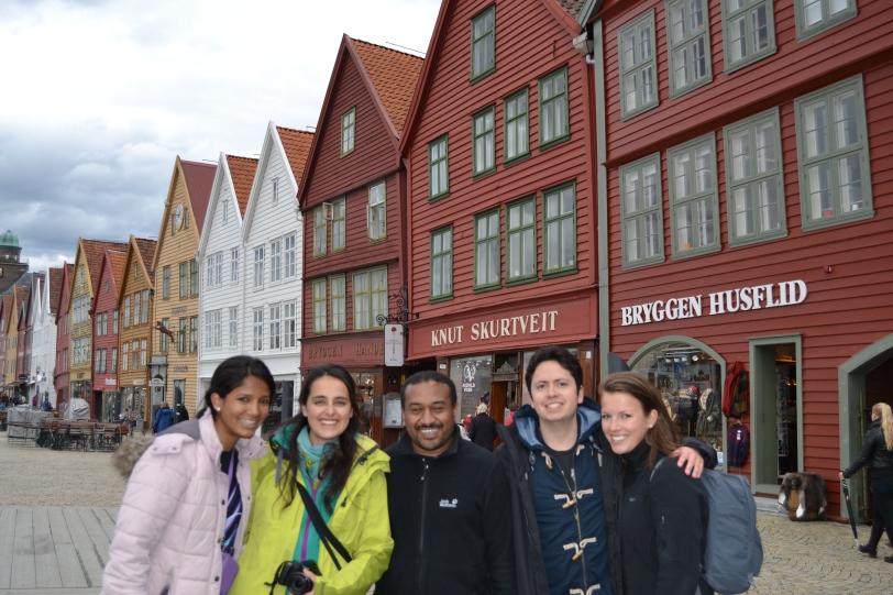 Amigos en Bryggen