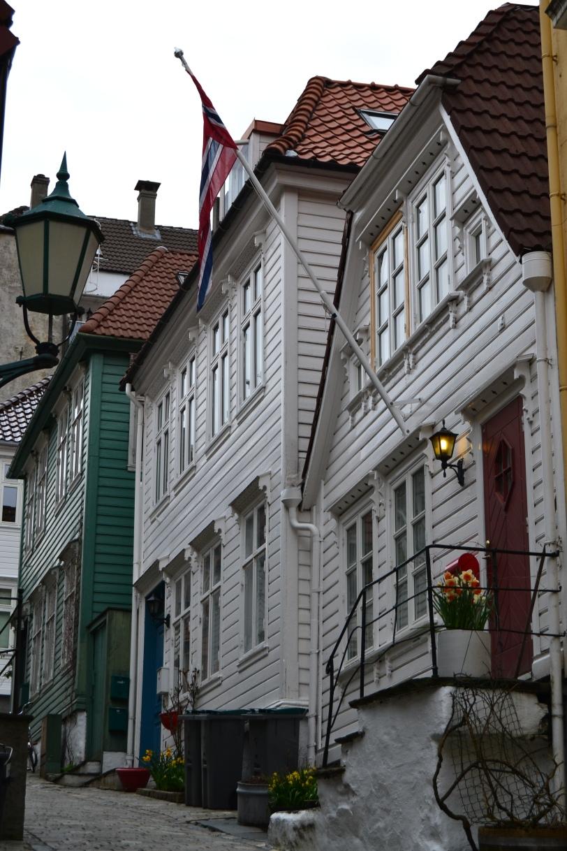Casas noruegas