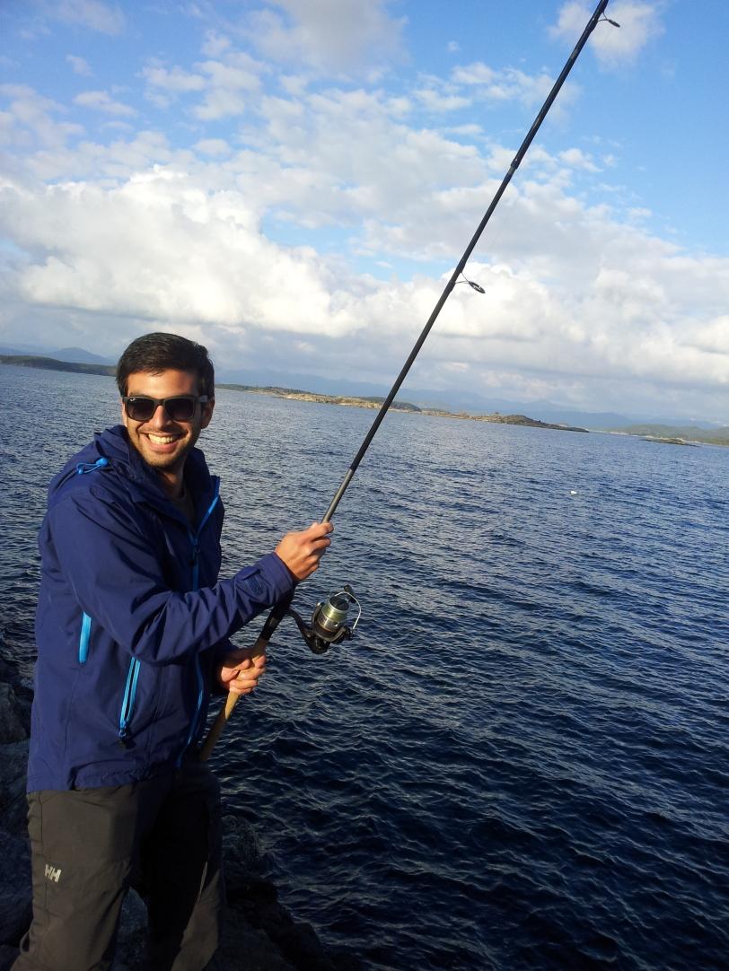 Pescando 4